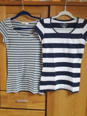 zwei T-Shirts von L.O.G.G