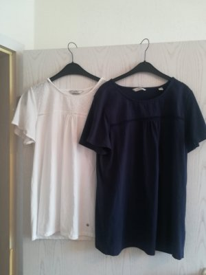 Zwei T-Shirts von Tchibo in Gr.L