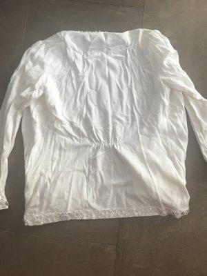 Pompöös Knitted Twin Set white