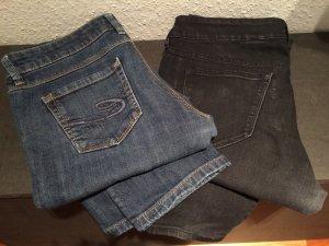 Zwei tolle Jeanshosen