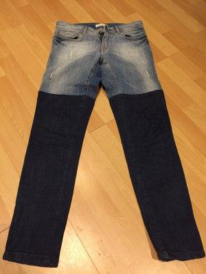 Zweifarbige Jeans von Each x Other Paris