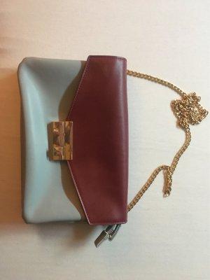 Zweifarbige süße Tasche