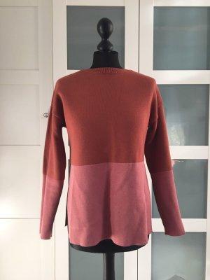 Zweifarbiger Pullover von Mango