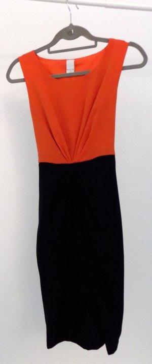 Zweifarbiges Kleid von Vila