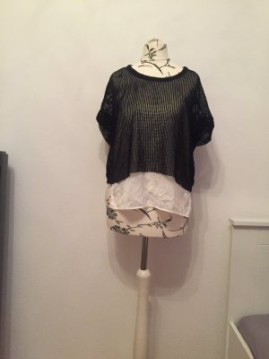 Zweilagen top/Shirt