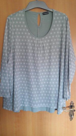 Samoon by Gerry Weber Tunique-blouse gris vert