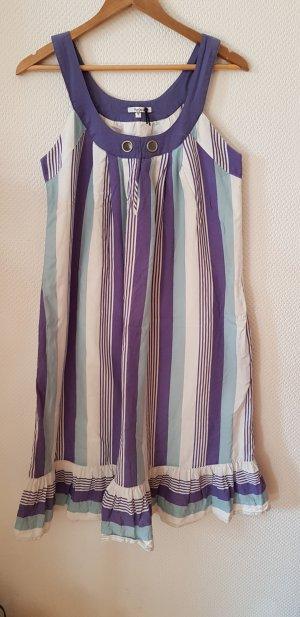Pepe Jeans Babydoll-jurk babyblauw-blauw