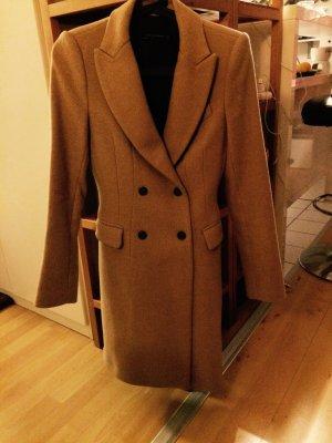 Zweireiher schicker klassiker Mantel aus Zara
