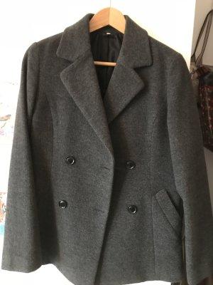 Muji Wool Blazer grey wool