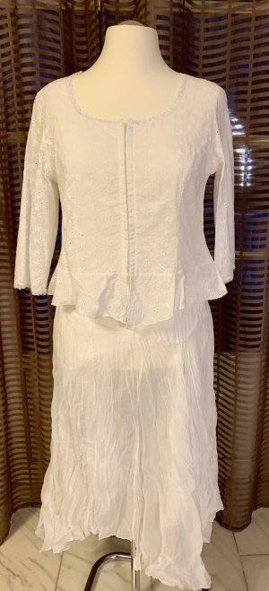 Hippie Dress white
