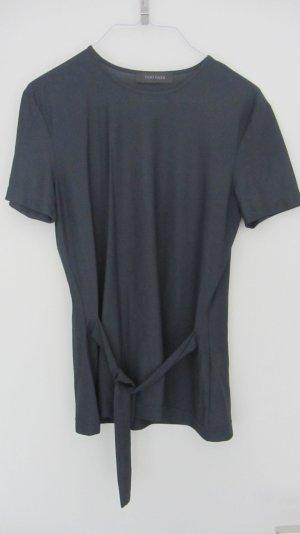 Zweiteiler dunkelgrau aus T-shirt (Gr M) und Rock (Gr S) von Toni Gard