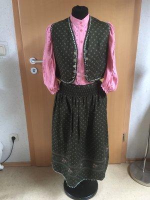 Zweiteiler inkl Bluse Vintage
