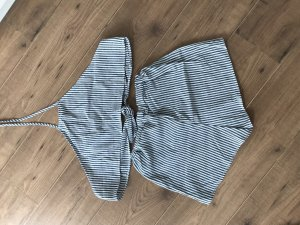 Zaful Twin Set tipo suéter white-grey