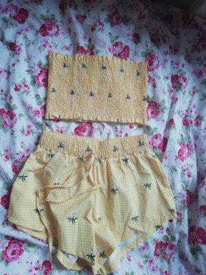 Amazone Jumpsuit yellow