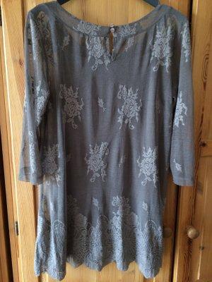 Zweiteiliges LongT Shirt oder kurzes Kleid