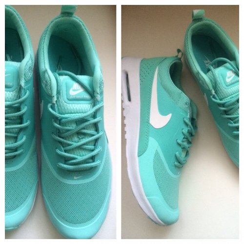nike air max thea mint gr 40. Black Bedroom Furniture Sets. Home Design Ideas
