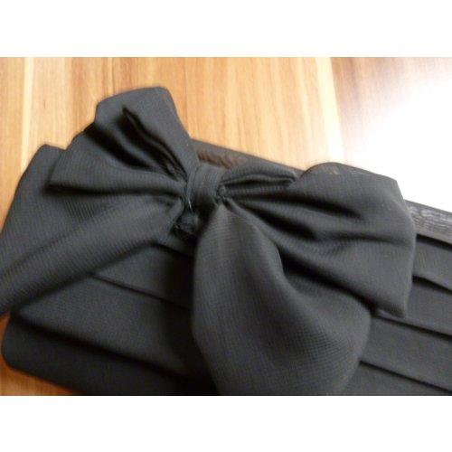clutch mit schleife bijou brigitte m dchenflohmarkt. Black Bedroom Furniture Sets. Home Design Ideas