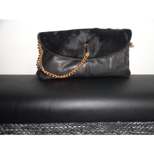 schicke moderne kleine schwarze tasche neu m dchenflohmarkt. Black Bedroom Furniture Sets. Home Design Ideas