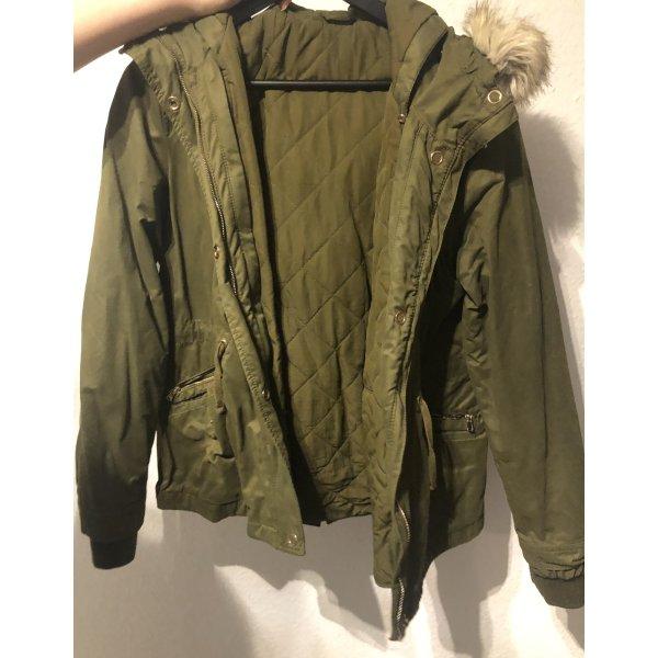 2in1 Jacke aus Zara