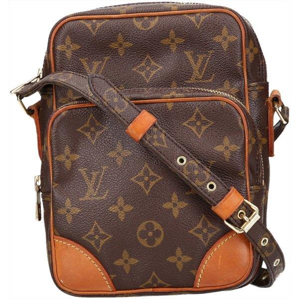 36814 Louis Vuitton Amazone Umhängetasche aus Monogram Canvas