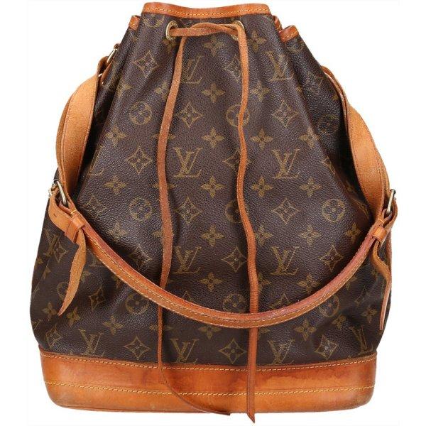 37784 Louis Vuitton Grande Noe GM Monogram Canvas Tasche - Handtasche
