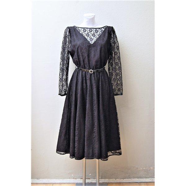 50er Vintage Petticoat Kleid