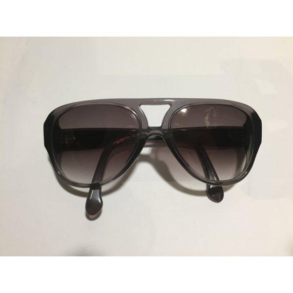 a.p.c. Sonnenbrille - graue Pilotenbrille