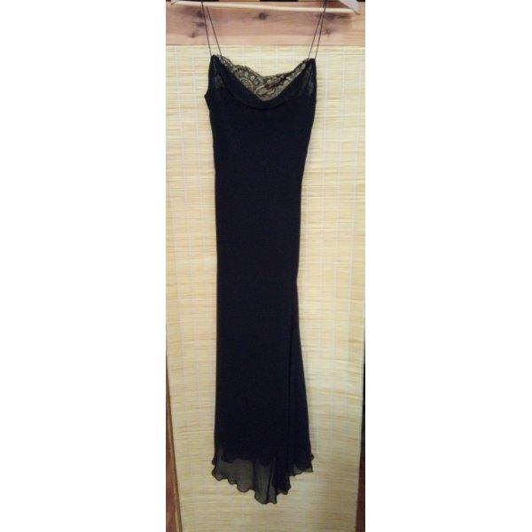 Abendkleid Abiballkleid Spitze asymmetrisch MNG