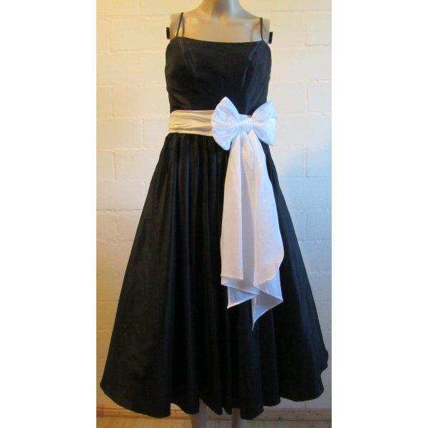 ABENDKLEID: Aus Taft mit einem Petticoat, wunderschön, Gr. 34/36