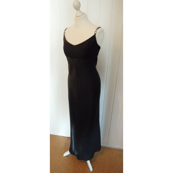 Abendkleid Kleid Cocktailkleid Rückenausschnitt lang Größe 38 CHOU CHOU Ball Tanzball Abiball Hochzeit
