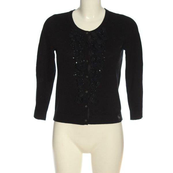 Abercrombie & Fitch Cardigan schwarz Elegant