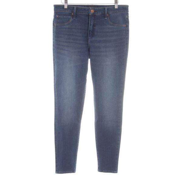 Abercrombie & Fitch Jeans slim bleu style décontracté