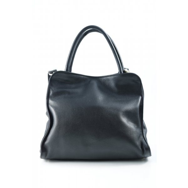 abro Handtasche goldfarben-schwarz Elegant