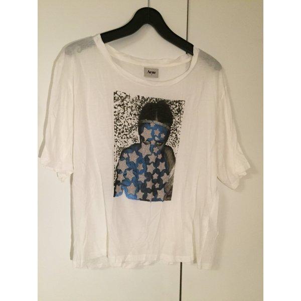 Acne T-shirt multicolore