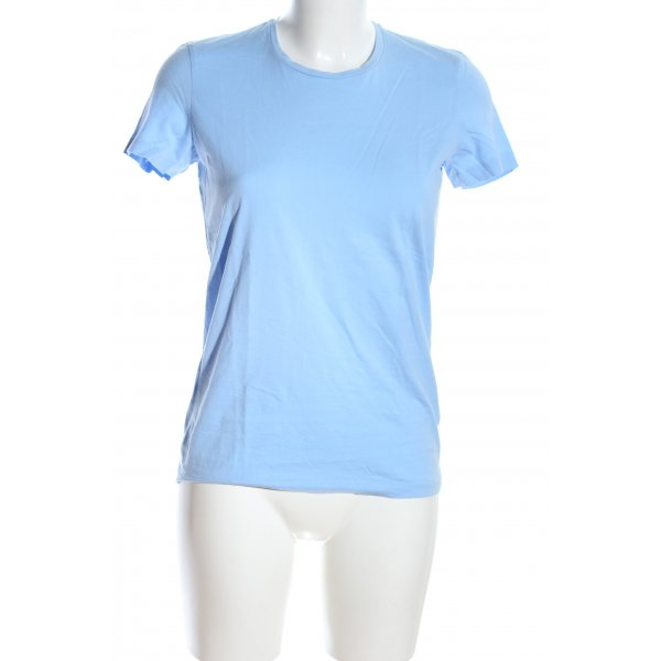 Acne T-Shirt blau Casual-Look