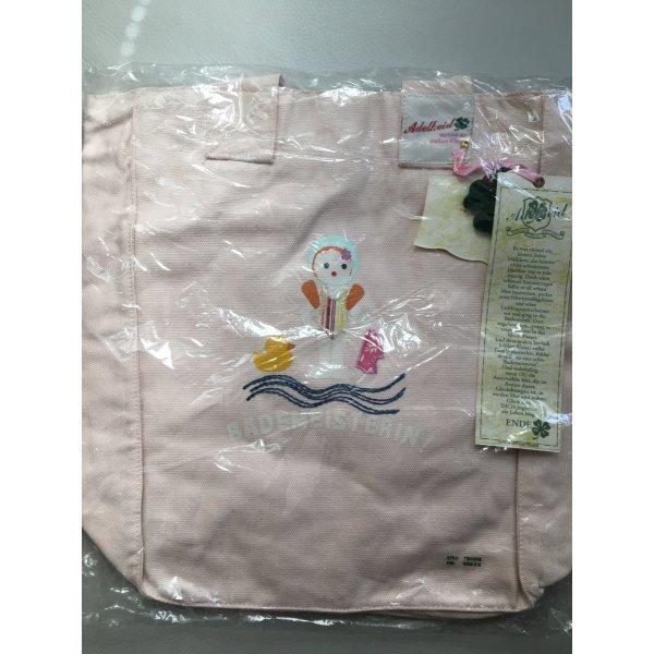 Adelheid Carry Bag light pink-pink cotton