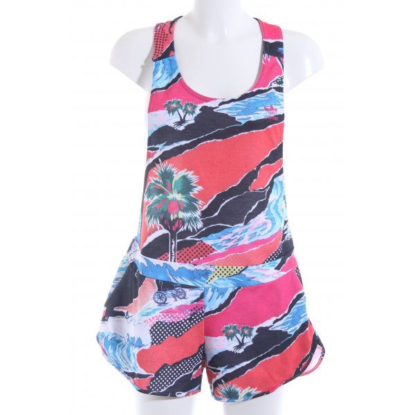 Adidas Jumpsuit Mustermix Beach-Look