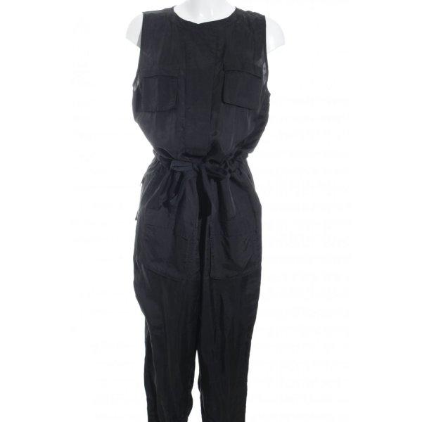 Adidas SLVR Jumpsuit schwarz Elegant