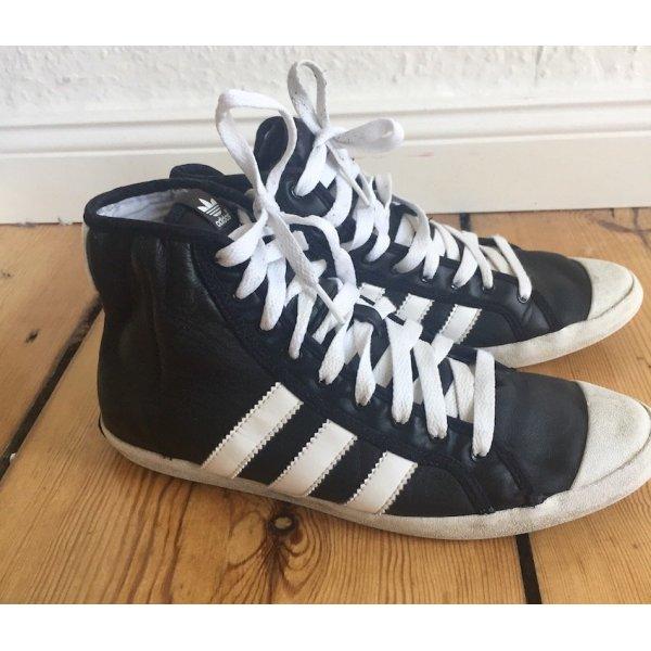 Adidas Originals Sneaker nero-bianco Pelle