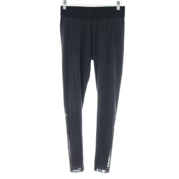 Adidas Sporthose anthrazit-schwarz Casual-Look