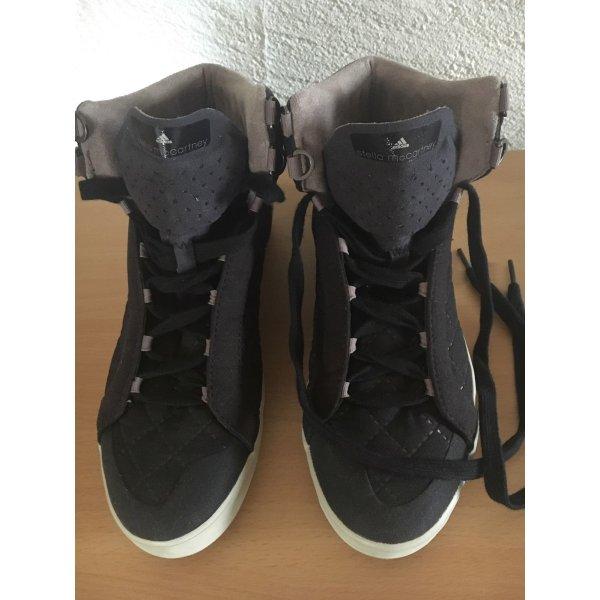 Adidas Stella Macartney, Schwarze Sport Schuhe, Größe 39. Sehr guter Zustand