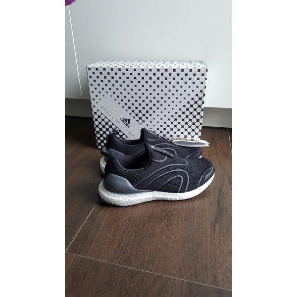 Adidas Stella McCartney 38 2/3 Ultra Boost uncaged schwarz weiß