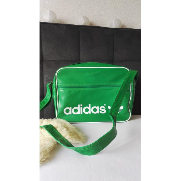 Adidas Originals Borsa a spalla verde