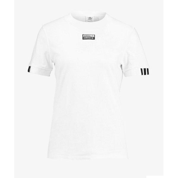 Adidas T-shirt wit