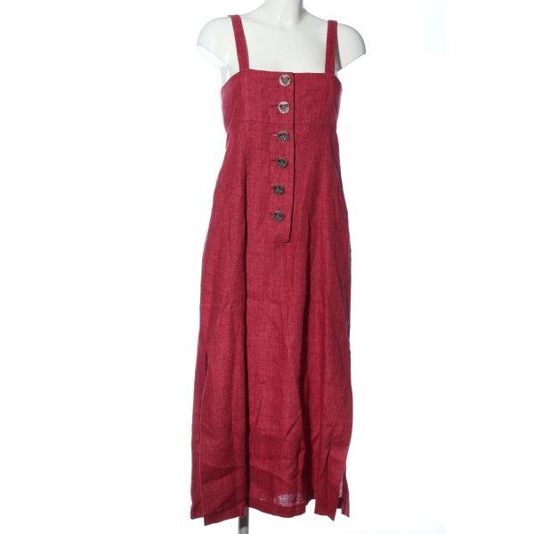 Admont Trägerkleid rot Casual-Look
