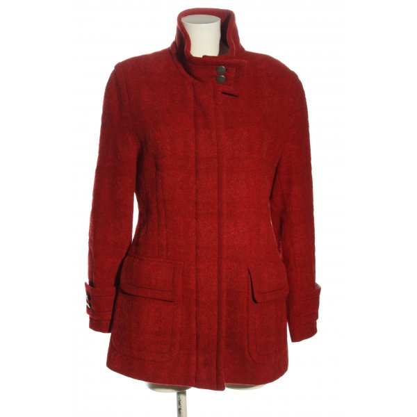 Admont Wintermantel rot Casual-Look