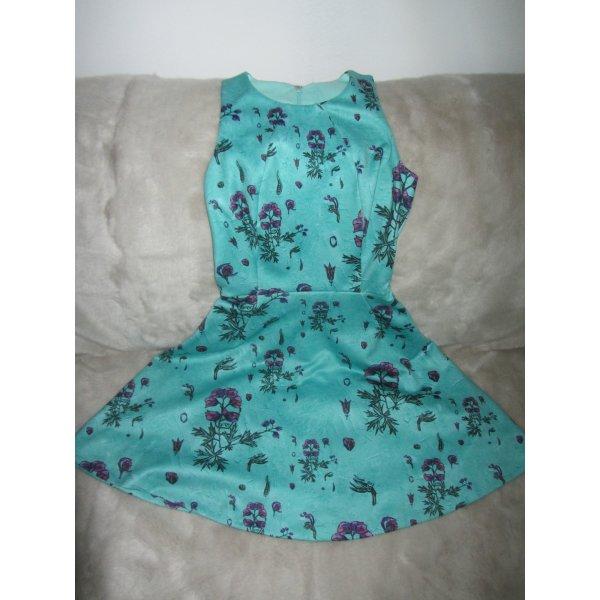Adolfo Dominguez Dress turquoise