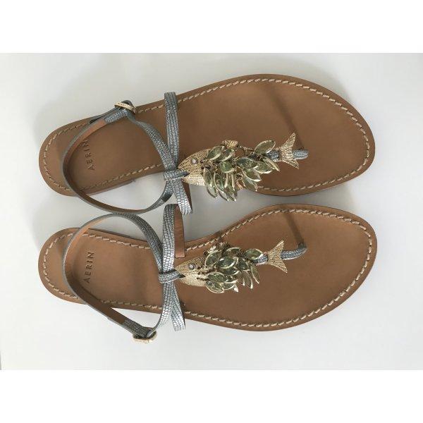 Aerin Sandale mit Schmucksteinen
