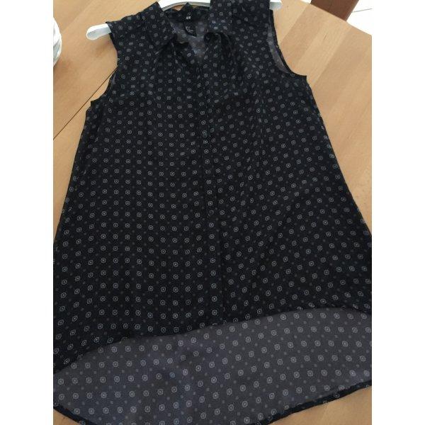 Ärmellose Bluse von H&M
