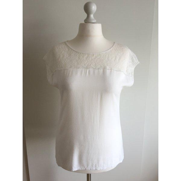Massimo Dutti Camisa blanco